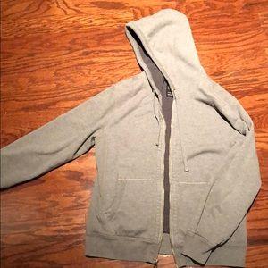 J Crew Outerwear Fleece Hoodie